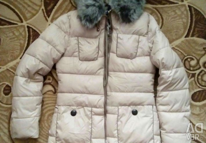 Down jacket 42-44 size.