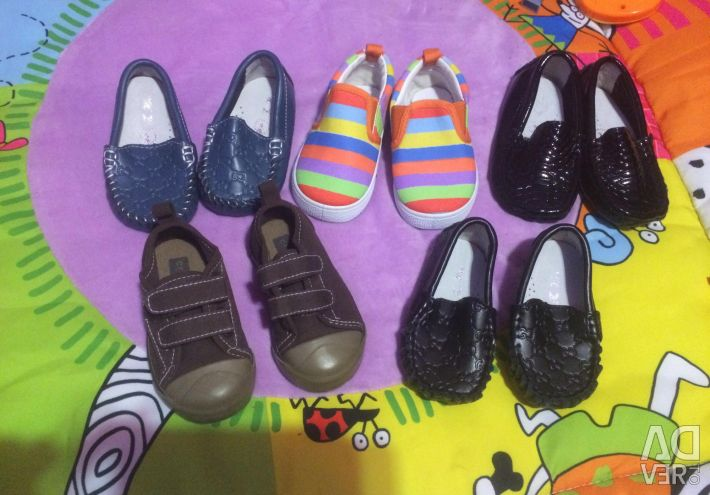 Footwear for children