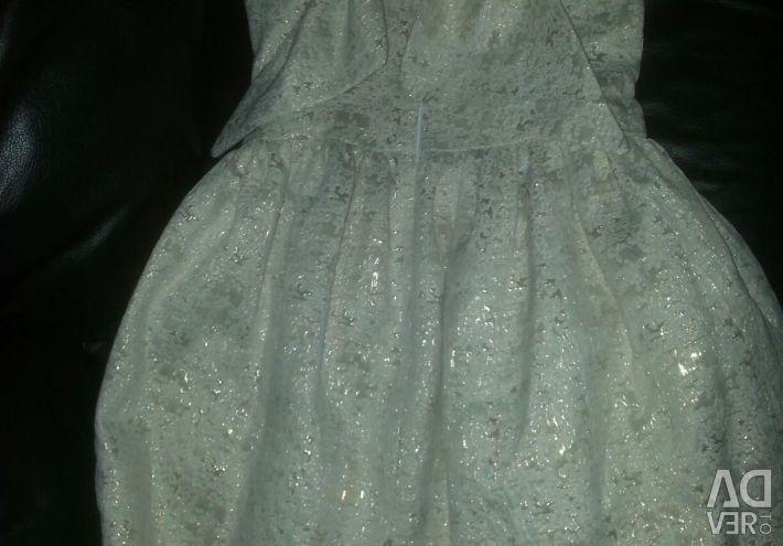 Brocade dress