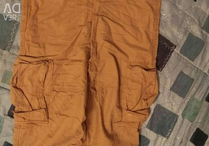 The new pants warmed HM, 152 rubles.