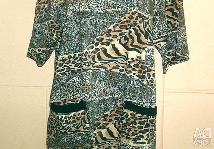 Leopard GEE PLUS rochie