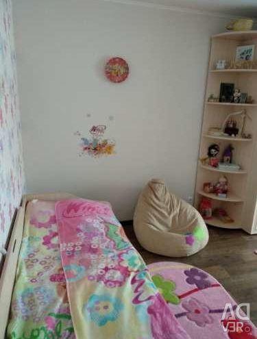 Apartament, 3 camere, 90 m²