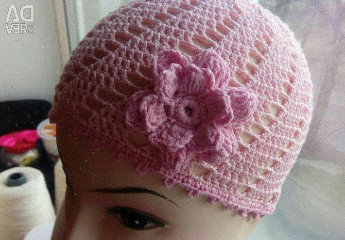 Summer hat handmade