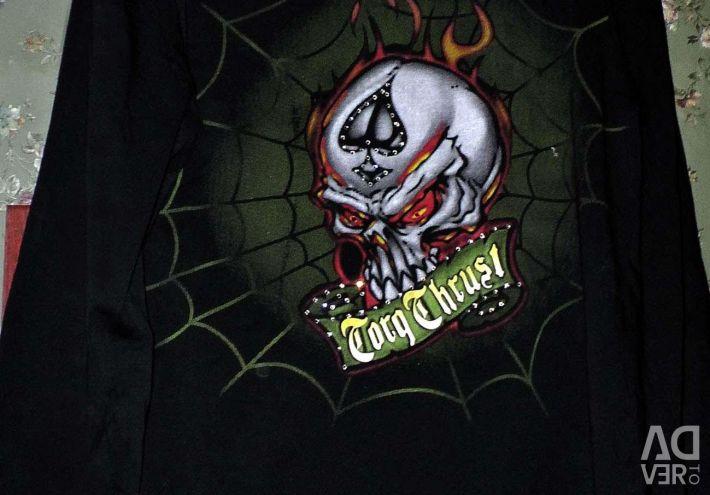 T-shirts με εκτυπώσεις (ροκ μουσική, γυναίκες)