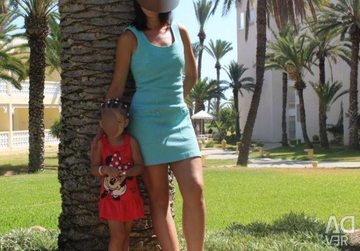 Silvan heach dress size M