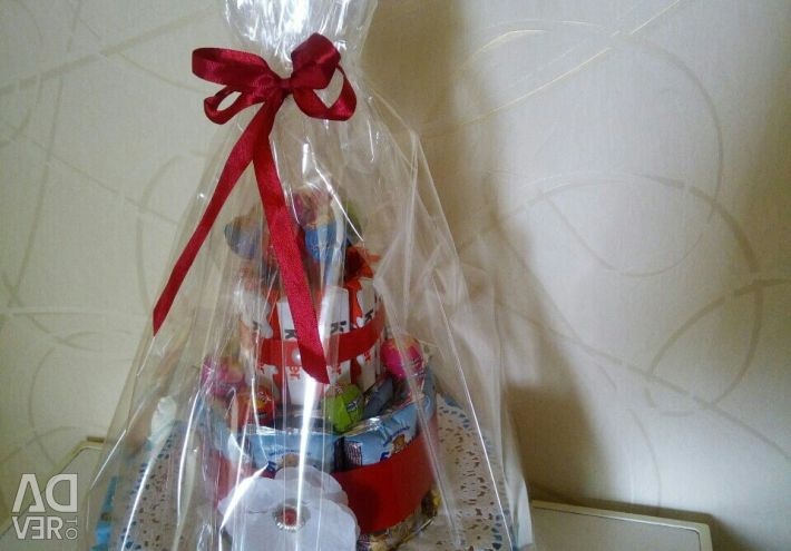 Gifts from juices and sweets