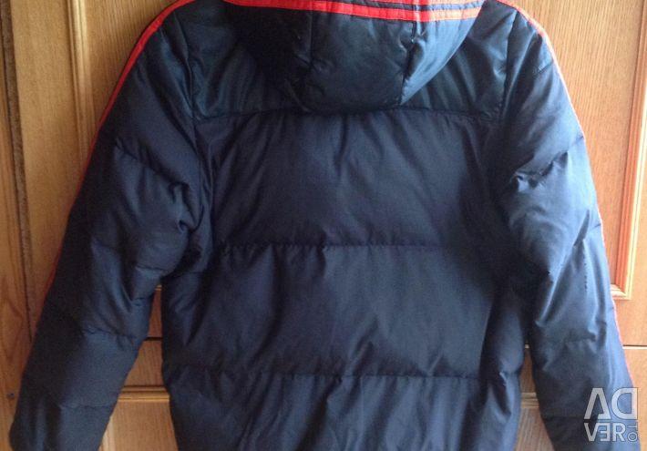 Adidas down jacket original height 152 (exchange)