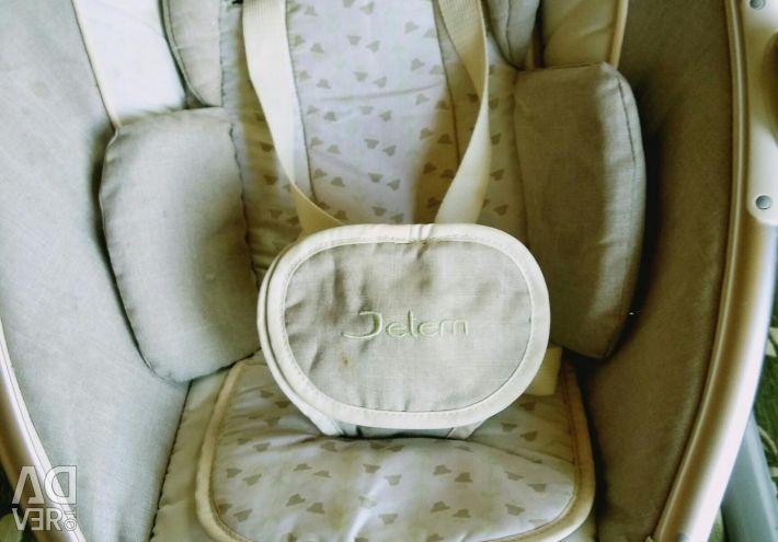 Κουνιστή καρέκλα για παιδιά