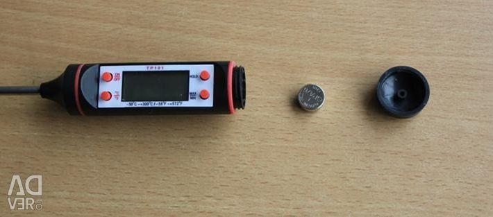 Цифровой термометр для барбекю
