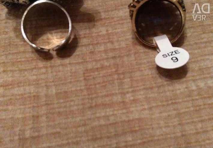 Chic rings