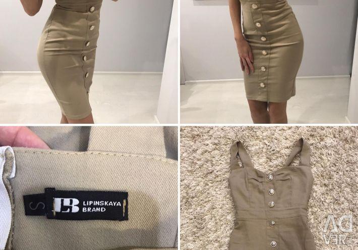 Платье Lipinskaya brand