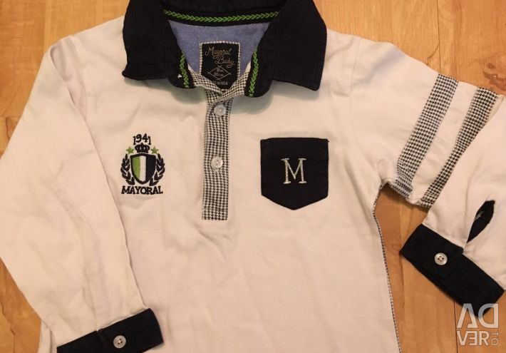 Polo Mayoral 18 m