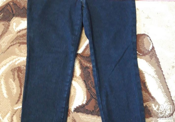 Jeans for women 48-50.