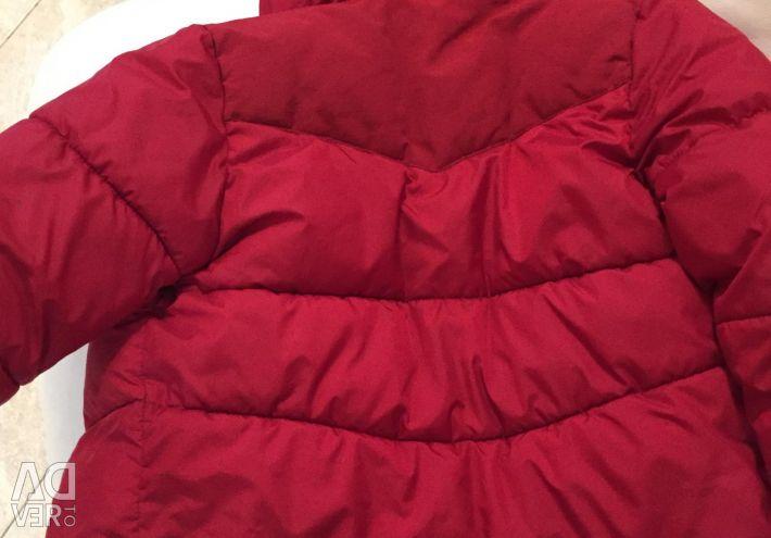 Χειμερινό σακάκι Zara σε διπλό πολυεστέρα