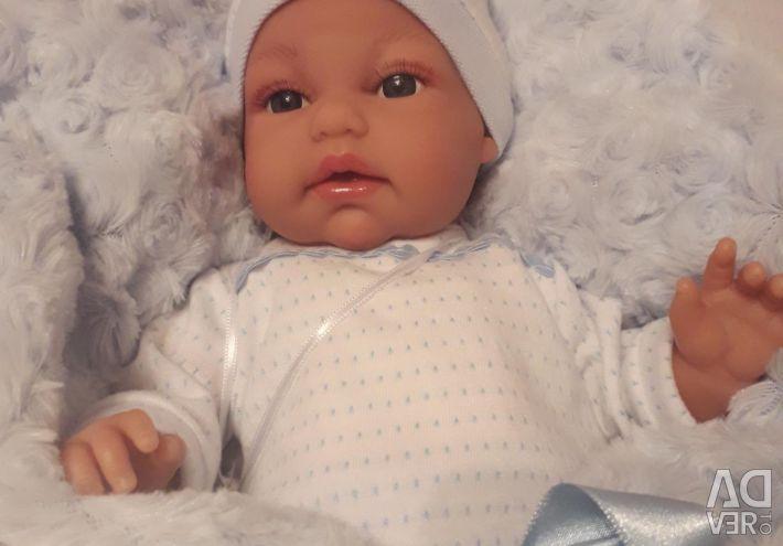 Vito doll (Antonio Juan, Spain), 34cm NEW