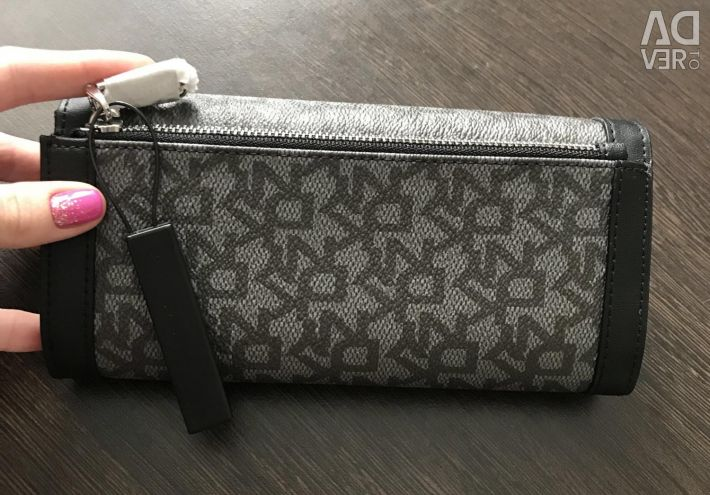 Новый кошелeк DKNY