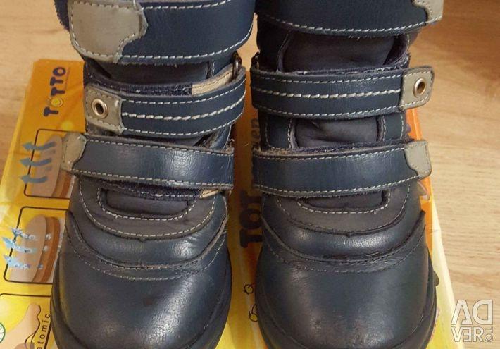 Kışlık botlar 27
