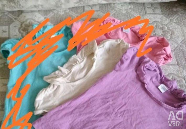 Uniform T-shirts for school