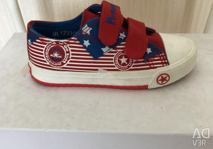 Kız / Erkek yeni spor ayakkabı