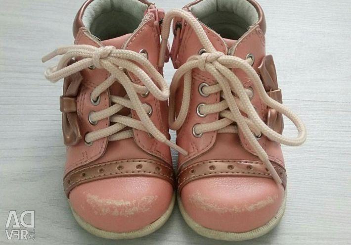 Pantofi de demisie