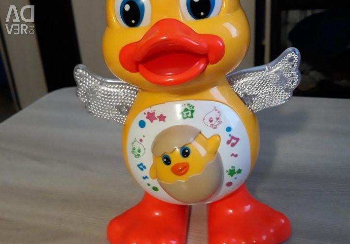 Jucărie muzicală Quack - Quack
