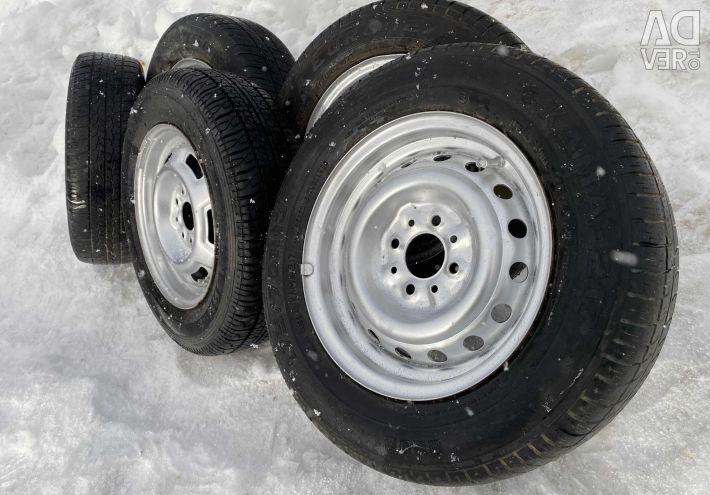 Summer tires r13