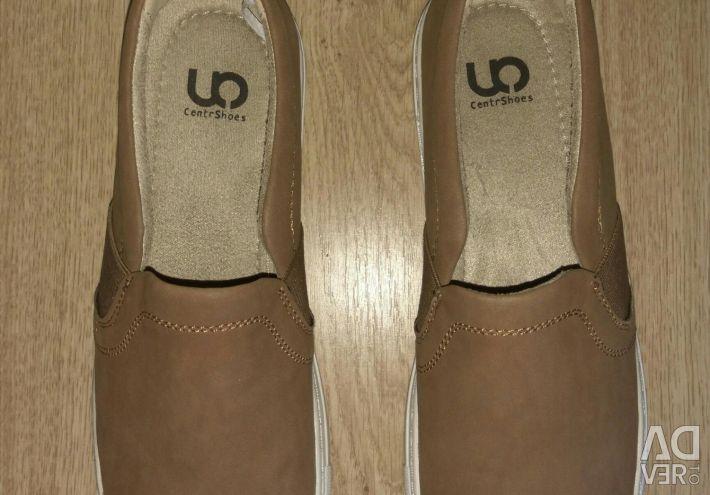 New women's p / cross shoes