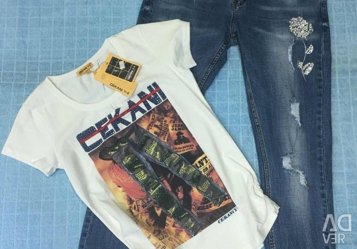 Jeans, Turcia