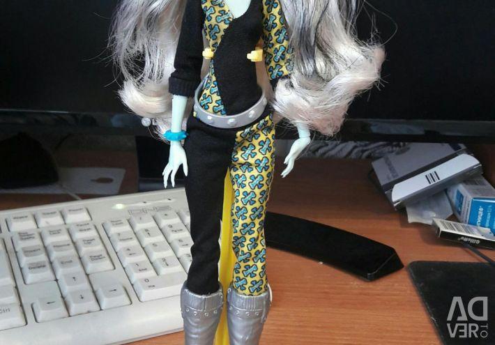 Doll Frankie Monster School