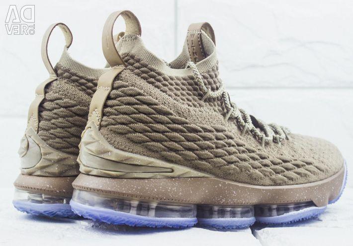 Sneakers Nike Lebron XV beige Art 127009