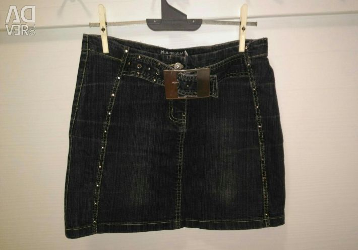 Jeans skirt size 29