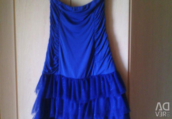 Εκκαθάριση νεανικών ενδυμάτων-φορέματα, φούστες, παντελόνια, μπλ