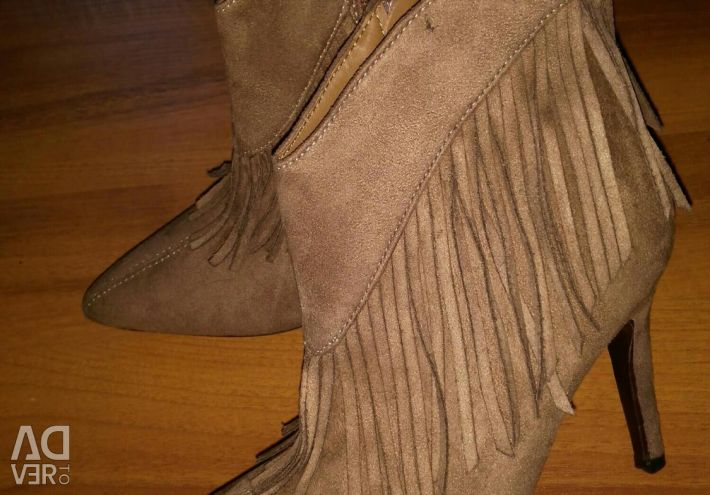 New ankle boots, boots, boots