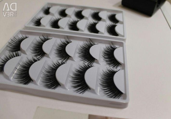 Eyelashes 4 pairs