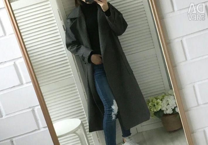 Φωτεινό παλτό υπερμεγέθη