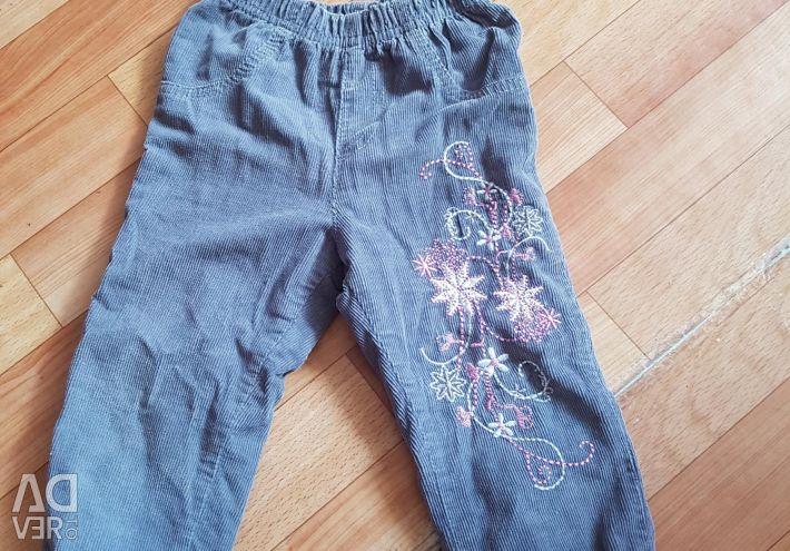 Pantolon 92 cm