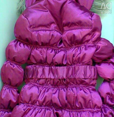 Μπουφάν κάτω σακάκι άνοιξη-φθινόπωρο νέο μέγεθος 140-146