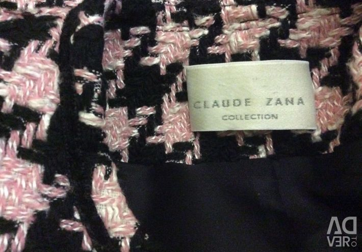 Jacket 46 size CLAUDE ZANA