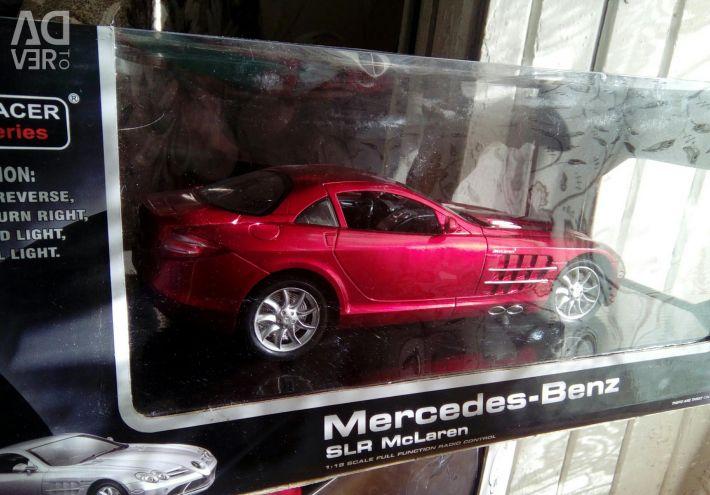 Masina sport Mercedes