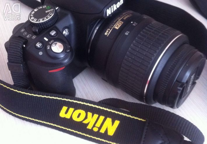 Фотоаппарат Nikon D3100 18/50VR Kit