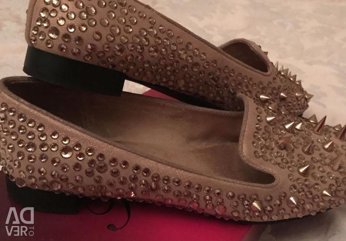 Χρυσά παπούτσια