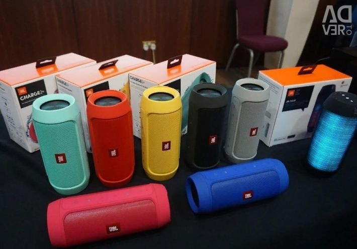 Speakers jbl charge 3 + / charge 2+ / shop / warranty