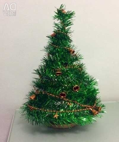 Christmas decoration: Christmas tree. Exchange.