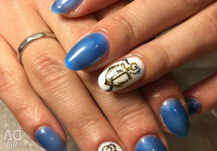 ?? design ?? manicure ??