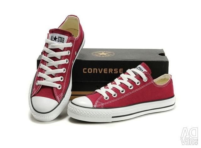 Converse riding shoes 41