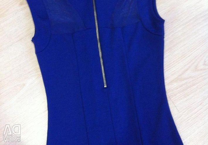 Новое платье 42р фиолетовое