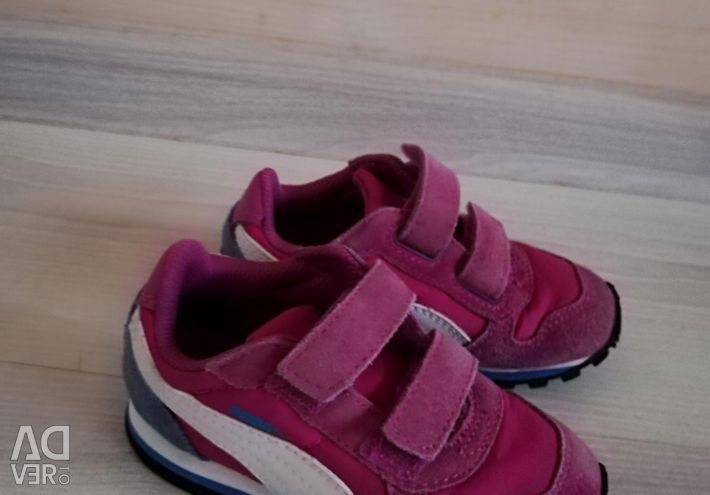 Puma sneakers 22 size