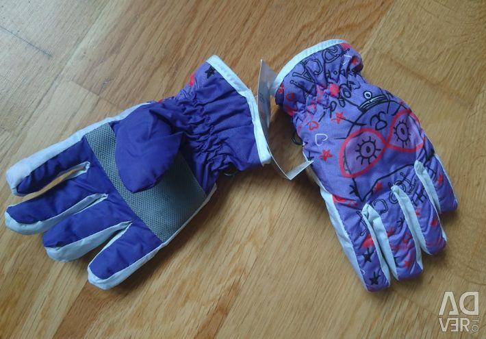 Mănuși pentru copii noi