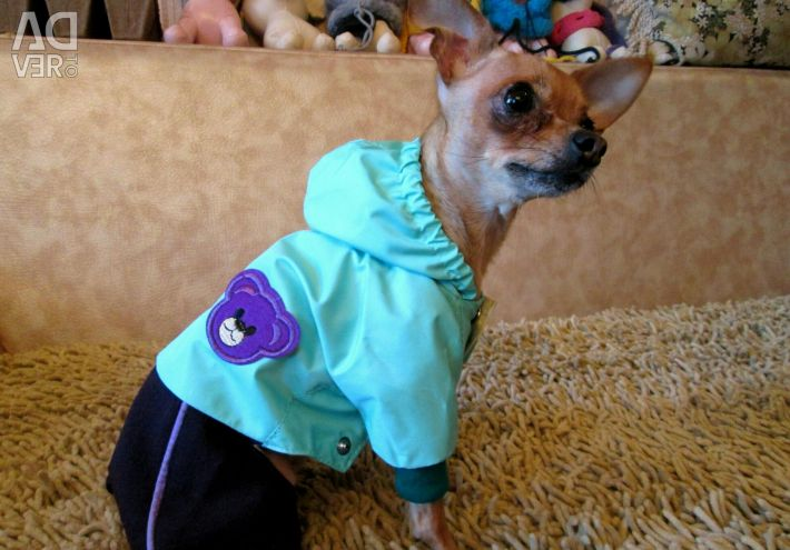Αδιάβροχο για σκύλους