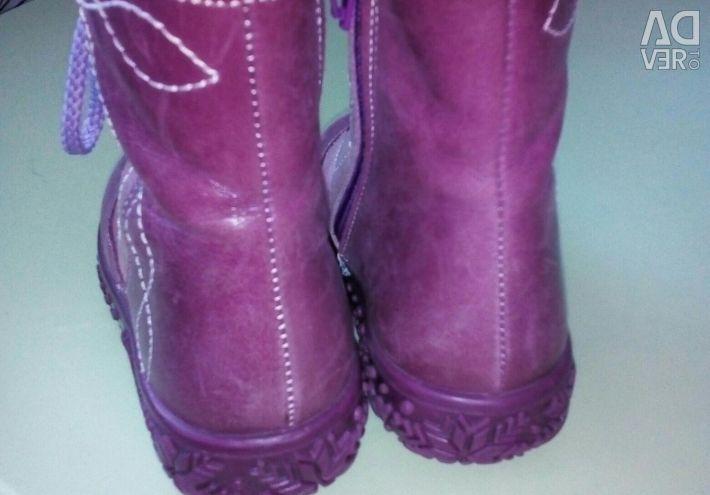 Boots natural
